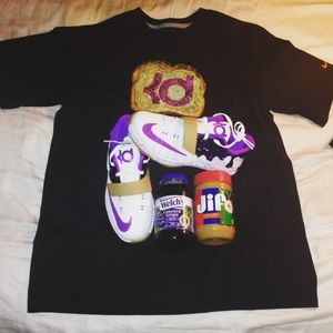 Nike KD 7 Kevin Durant Peanut Butter Jelly Youth